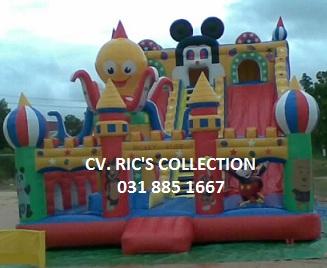 CV. RIC'S COLLECTION adalah Perusahaan Pabrik Pembuat