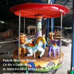 jual-komedi-putar-carousel-mini-mainan-anak-komedi-putar-bahan-fiber-harga murah